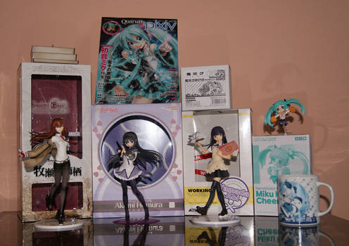 March 2012 Loot