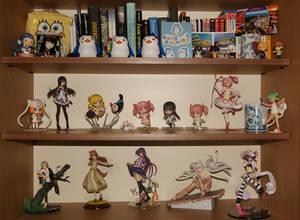 On My Shelves