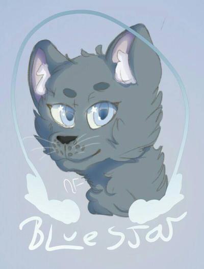 Bluestar by Nightbab