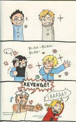 VA - Revenge by sashimigirl92