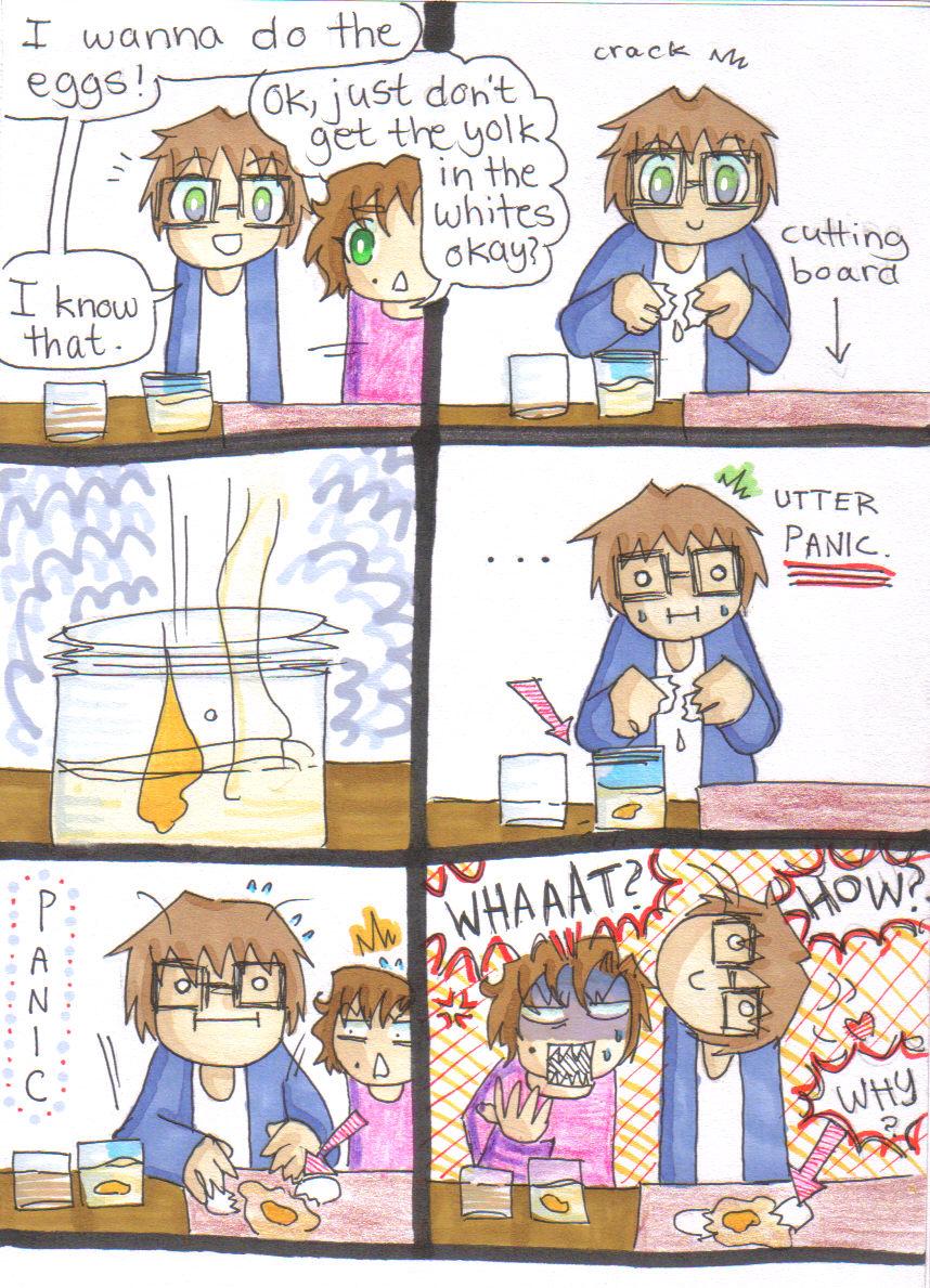 Egg Fail by sashimigirl92