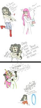 Bubbeline comic