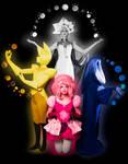 Diamonds - Steven Universe