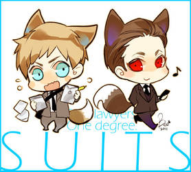 SUITS by beepaint