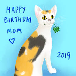 Mom's Birthday 2019 by lemurcat