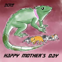 Happy Mother's Day 2019 by lemurcat