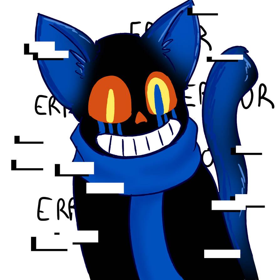 Errorcat by lemurcat