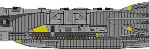 Assaultstar Salamis Class Type I