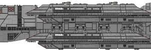 Battlestar Titan (Type II)