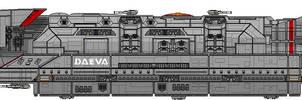Battlestar Daeva
