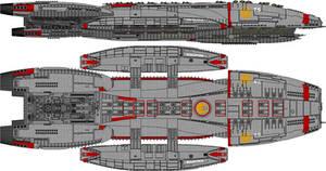 Battlestar Galactica (BnC Overkill Edition)