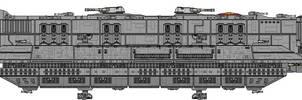 Millennium Class Heavy Battlestar 2.0
