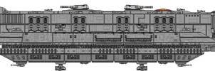 Millennium Class Heavy Battlestar 1.0