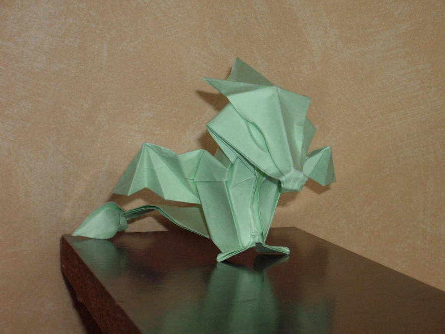 Baby Dragon by neferush