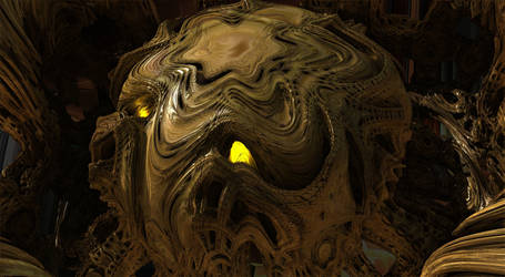 Alien Hazardous Environment Exoskeletion by keenansun