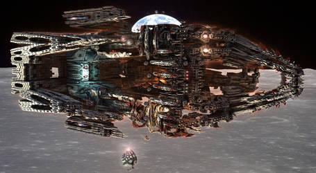 Dragon Class Mining Vessel
