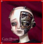 Steampunk Automaton BJD 04
