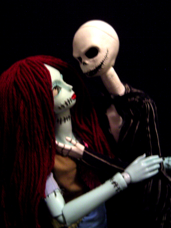 Jack and Sally 01 by mourningwake-press