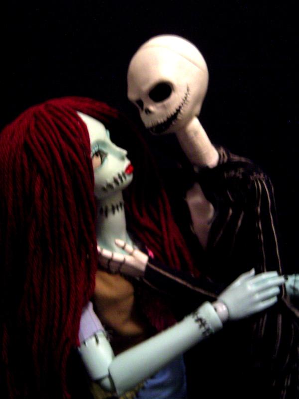 Jack and Sally 01 by mourningwake-press