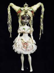 MH Sugar Skull Princess by mourningwake-press