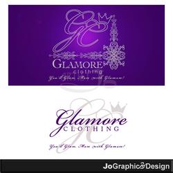 Glamore Clothing Logo (Approved)
