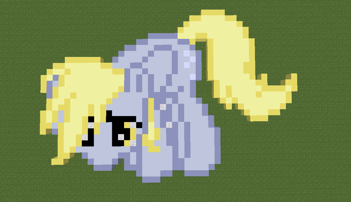 Minecraft Pixel Arts Holaklonecco - My little pony skins fur minecraft