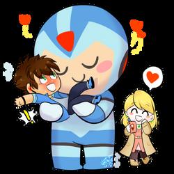 Let me HUG you