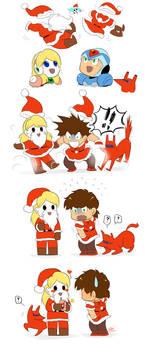 Merry Christ...wait!?