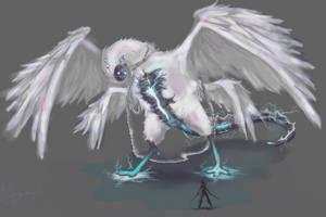 Air Colossus by EmberLightSpirit