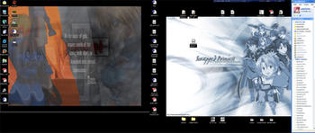 desktop by ngsilver