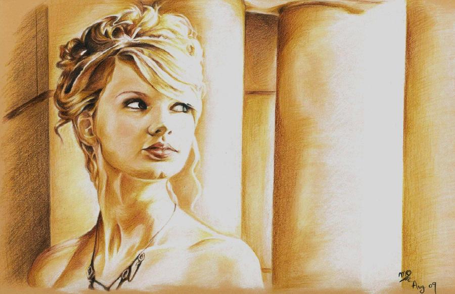 Taylor Swift by mojunheem