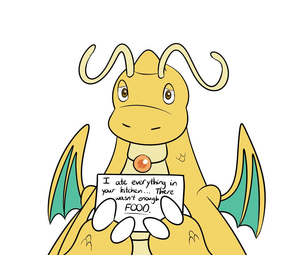 Dragonite Shaming by Kasutamasabisu on DeviantArt