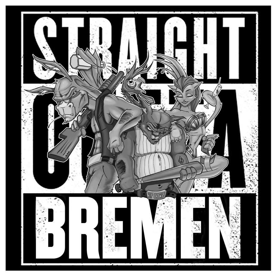 Straight Outta Bremen by ASCOE