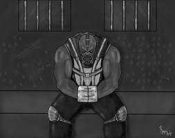 Bane: Dark Knight rising by dags88crusader