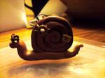 Steampunk Snail L