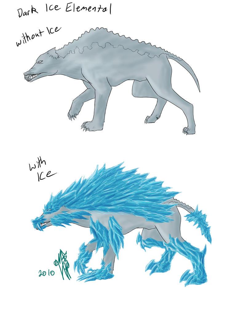 ice elemental dragons - photo #45