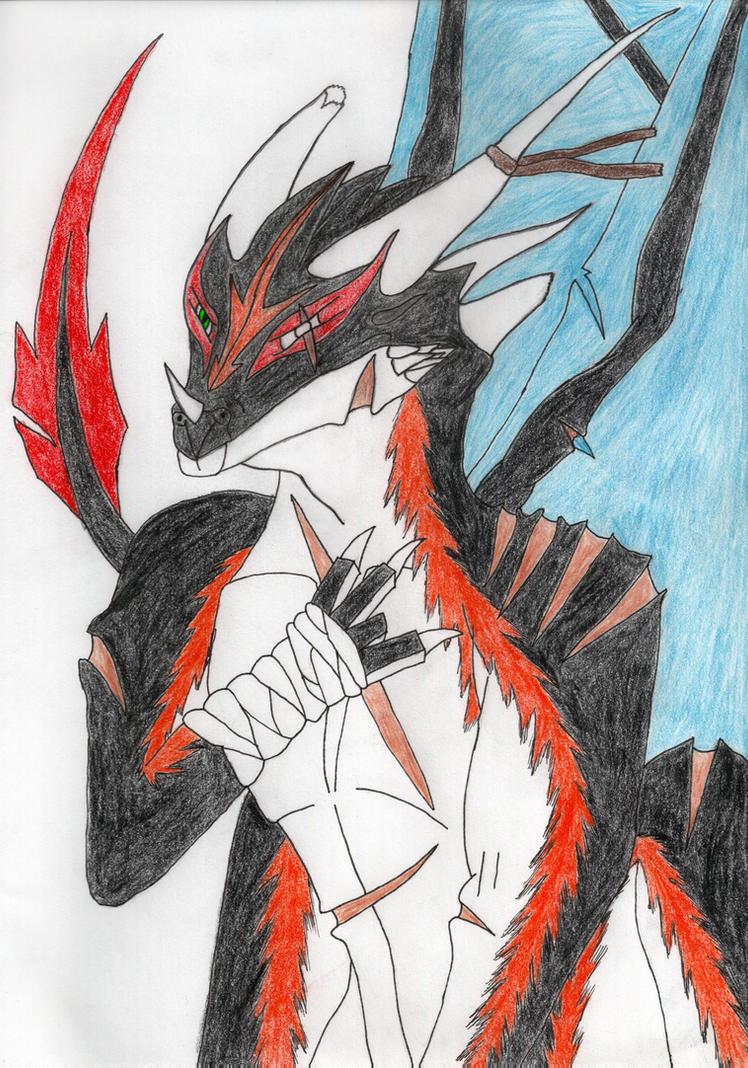 Drohung, The Dragon Ninja by Drohung-DragonNinja