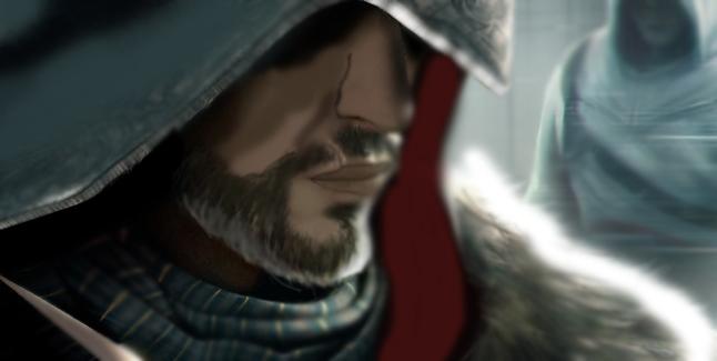 Assassins Creed Ezio Auditore concept