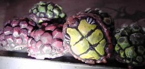 Super Dungeon Explore - Rock Top Turtle Shells