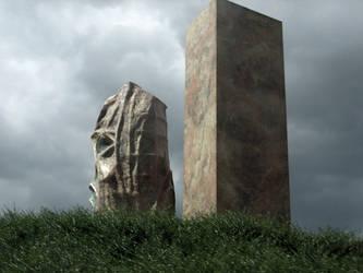 The Strange Artwork of France