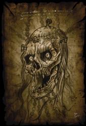Awakening of the dead by Asgrimson