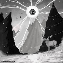 Winter spell by Asgrimson