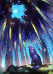 The Wolf that Howled at the Sun