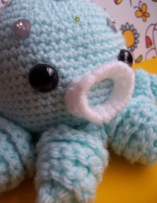 Amigurumi Patroon Octopus : Octopus Amigurumi Pattern by EssHaych on DeviantArt