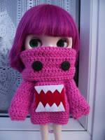 Blythe Domo Sweater by EssHaych