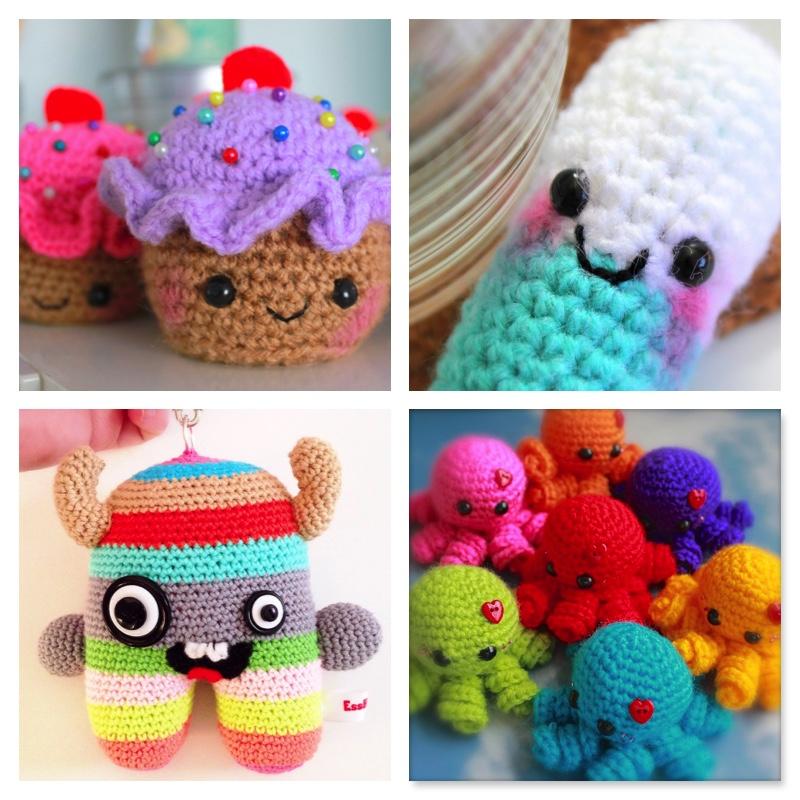 Free Mini Amigurumi Crochet Patterns : Free Amigurumi Patterns by EssHaych on DeviantArt