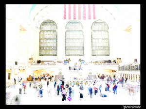 The Times in Grand Central