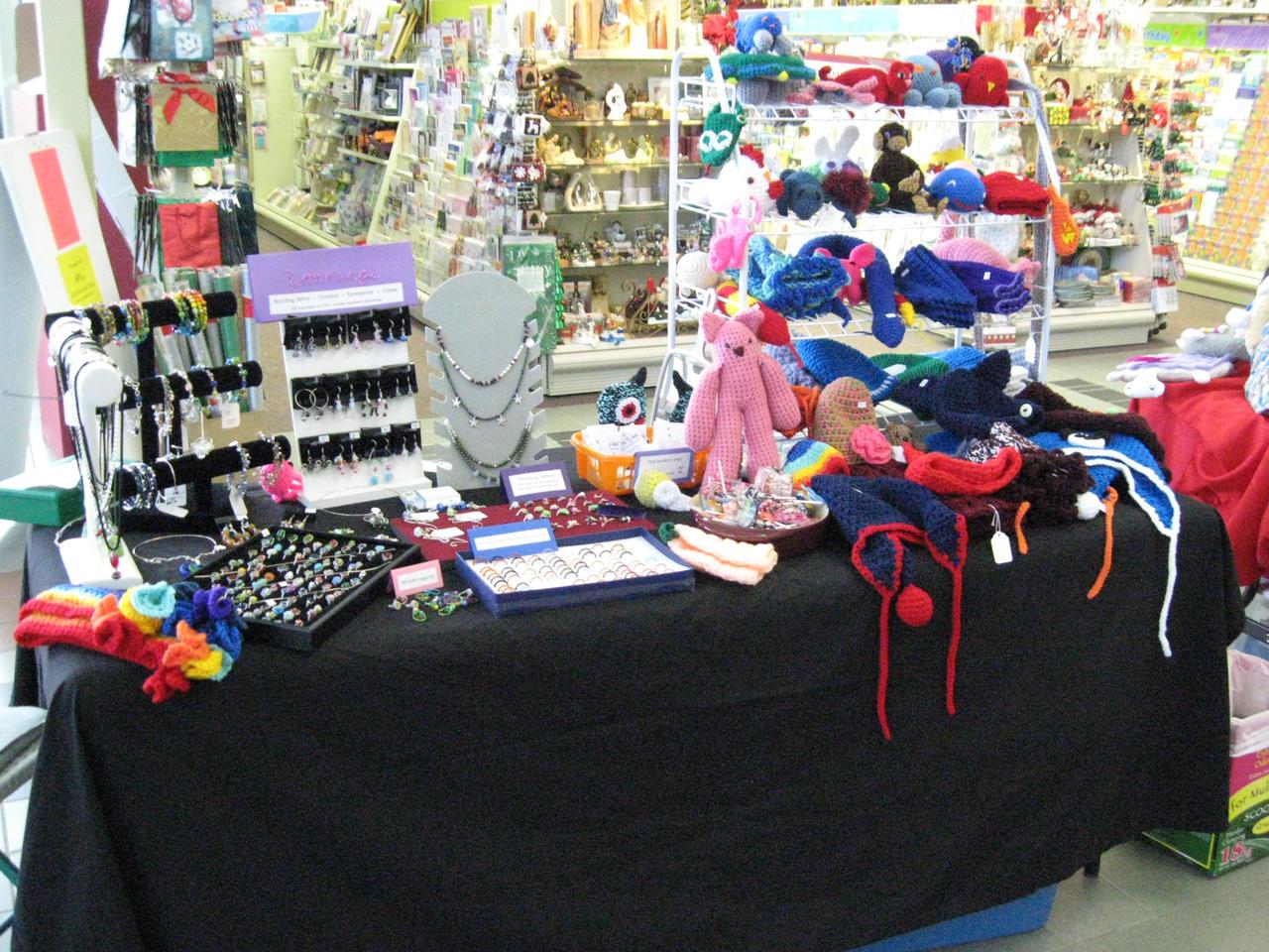 Craft Fair Near Sturminster Newton