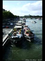 Scene de Seine by Trookeye