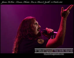 James LaBrie by Trookeye